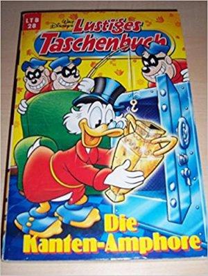 Bildtext: LTB 28 - Lustiges Taschenbuch - Die Kanten-Amphore von