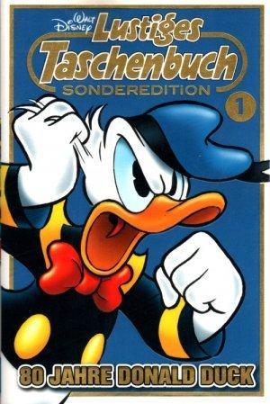 Bildtext: LTB Sonderedition 1 - Lustiges Taschenbuch  - 80 Jahre Donald Duck von