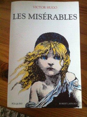 Bildtext: Les Misérables von Victor Hugo