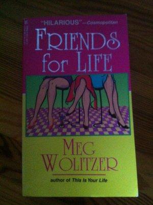 Bildtext: Friends for Life von Meg Wolitzer
