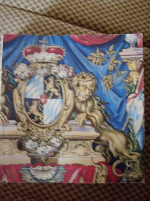 Bildtext: Bayern, Kunst und Kultur von Petzet, Michael (Red.)
