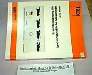 Ersatzteilplanung Für Landwirtschaftliche Maschinen Arno Müller