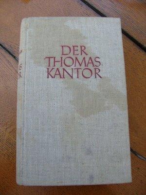 Bildtext: Der Thomaskantor Introduktion, Toccata und Fuga über B-A-C-H. von Bachmann, L. G.