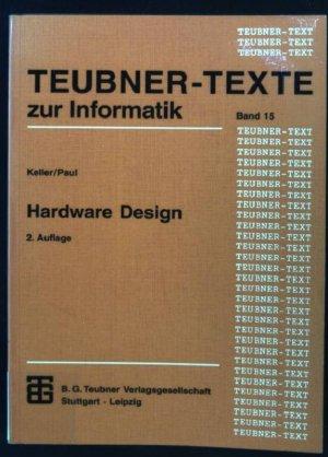"""Hardware-Design : formaler Entwurf digitaler Schaltungen"""" (Keller ..."""