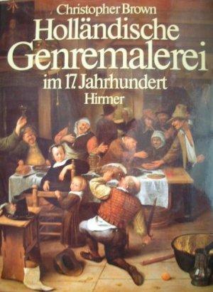 """Genremalerei  Holländische Genremalerei im 17"""" (Christopher Brown) – Buch ..."""