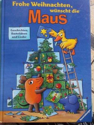 Frohe Weihnachten wünscht die Maus - Geschichten, Bastelideen ...