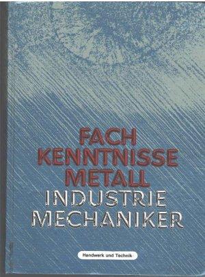 """Fachkenntnisse Metall"""" (Christof Braun) – Buch gebraucht kaufen ..."""