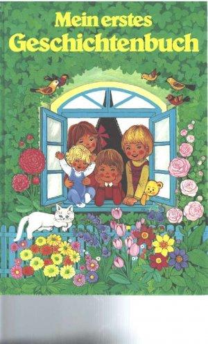 Mein Erstes Geschichtenbuch Texte Für Kinder Von Claudia Berger