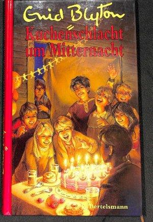 Gebrauchtes Buch U0026ndash; Blyton, Enid U0026ndash; Kuchenschlacht Um Mitternacht  Eine Spannende, Lustige Vergrößern