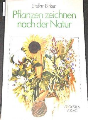 Pflanzen Zeichnen Nach Der Natur Blumen Blüten Blätter Und
