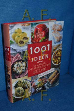 1001 Ideen Für Die Klassische österreichische Küche Buch