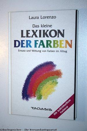 Lorenzo laura b cher gebraucht antiquarisch neu kaufen for Farben in der wohnung und ihre wirkung