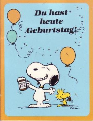 Du Hast Heute Geburtstag Schulz Buch Gebraucht Kaufen