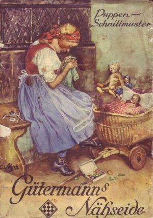 """Puppen-Schnittmuster"""" (Gütermanns Nähseide) – Buch gebraucht kaufen ..."""