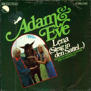 Adam & Eve - Du Gehst Fort