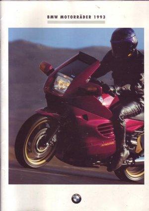 bmw motorr der 1993 bmw buch gebraucht kaufen a029fmep01zzs. Black Bedroom Furniture Sets. Home Design Ideas