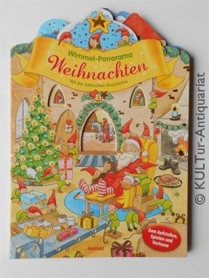 """Wimmel-Panorama Weihnachten"""" (Richter Stefan und Carola von Kessel ..."""