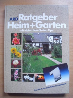 ard ratgeber heim garten ebeler hdieter buch. Black Bedroom Furniture Sets. Home Design Ideas