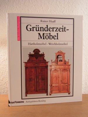 Grunderzeit Mobel Rainer Haaff Buch Gebraucht Kaufen