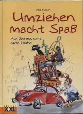 Umziehen Macht Spass Hajo Bucken Buch Gebraucht Kaufen