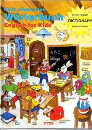 Mein allererstes w rterbuch ohne angaben buch for Dictionary englisch deutsch