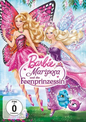 Barbie Mariposa Und Die Feenprinzessin William Lau Film Neu