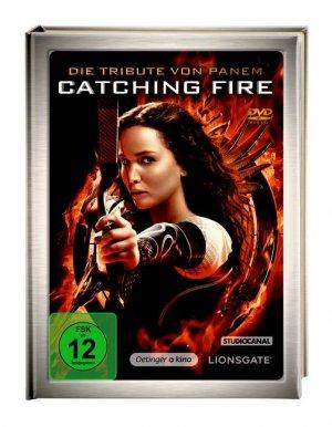 Oetinger Kino Die Tribute Von Panem Catching Fire 1 Dvd