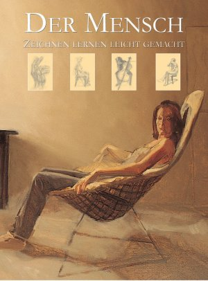 der mensch zeichnen leicht gemacht buch gebraucht kaufen a01jl7kj01zzw. Black Bedroom Furniture Sets. Home Design Ideas
