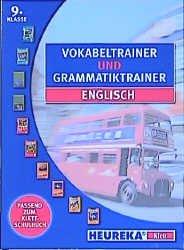 Vokabeltrainer und grammatiktrainer englisch cd roms 9 klett verlag heureka buch for Vokabeltrainer englisch