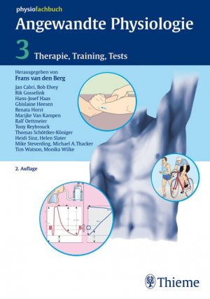 Angewandte Physiologie 3: Therapie, Training, Tests: BD 3 Frans ...