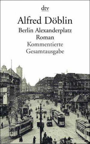 Berlin Alexanderplatz Alfred Doblin Buch Gebraucht Kaufen A02rm0mq01zzs