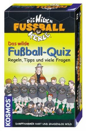 Die Wilden Fussballkerle Spiel Das Wilde Fussball Quiz