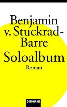 Benjamin von stuckrad-barre bücher
