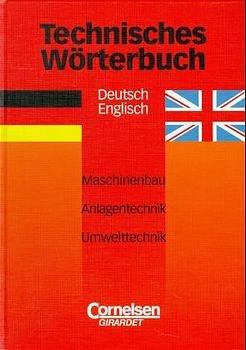 Technisches Wörterbuch Englisch Deutsch Englisch Ekkehard Richter