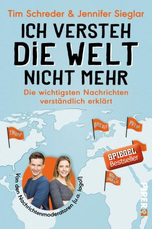 ISBN 9783492060974 Ich versteh die Welt nicht mehr - Die