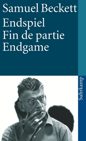 endgame by samuel beckett essay It is this space of the spectator that my essay will engage with  (1992) the  theatrical notebooks of samuel beckett, volume ii, endgame (faber, london.