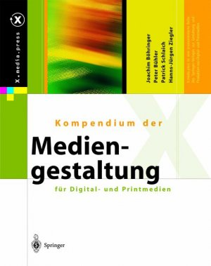 kompendium der mediengestaltung f r digital und printmedien b hringer j b hler buch. Black Bedroom Furniture Sets. Home Design Ideas