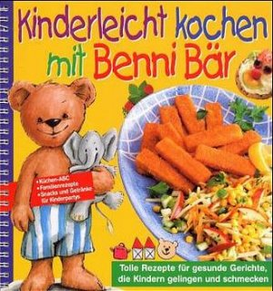 Isbn 3625204673 kinderleicht kochen mit benni b r neu gebraucht kaufen - Kinderleicht kochen ...