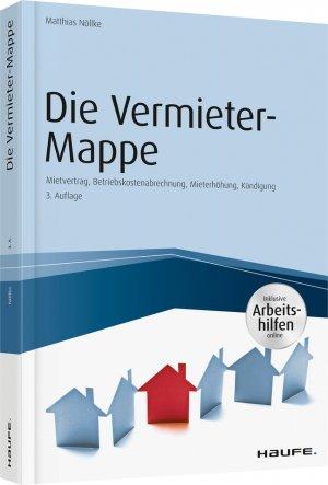 Haufe Fachbuch Die Vermieter Mappe Inkl Matthias Nöllke Buch