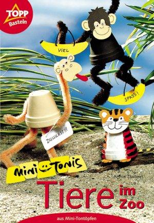 Mini Tonis Heimische Tiere Aus Mini Tontöpfen