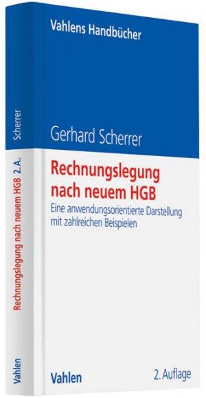 Rechnungslegung Nach Hgb Gerhard Scherrer Buch Gebraucht Kaufen