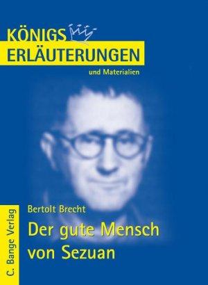 Königs Erläuterungen Interpretation Zu Brecht Bertolt Brecht