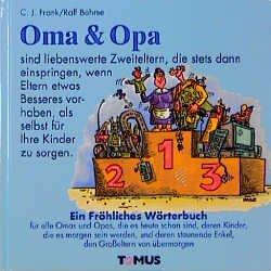 Gebrauchtes Buch U2013 Frank, Claus Jürgen / Brecheis, K. H. U2013 Oma Und Opa.  Vergrößern