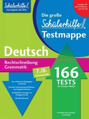 Isbn 9783842709638 Testmappe Deutsch Rechtschreibung Grammatik Kl 7 8 Neu Gebraucht Kaufen