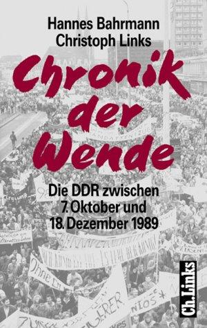 Chronik Der Wende
