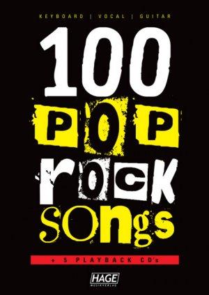 100 Pop Rock Songs + 5 Playback CDs + XG/XF-Midifiles - Hits, die  Musikgeschichte geschrieben haben