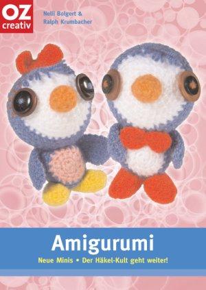 2 Hefte Amigurumi - Neue Minis - Der Häkel-Kult geht weiter ... | 423x300