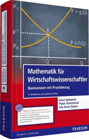 knut sydsaeter further mathematics for economic analysis pdf
