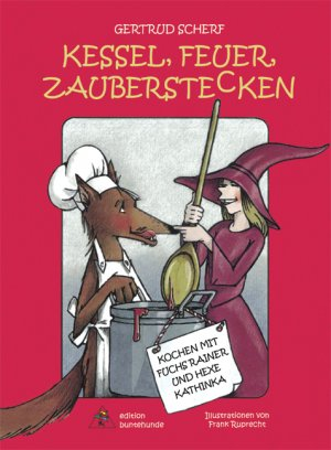 """Kessel, Feuer, Zauberstecken"""" (Scherf Gertrud ) – Buch gebraucht ..."""