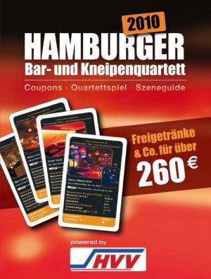 Hamburger Bar Und Kneipenquartett 2010 Hvv Spiel Gebraucht